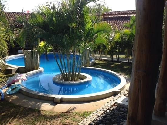 Casa Lajagua: I love that pool.