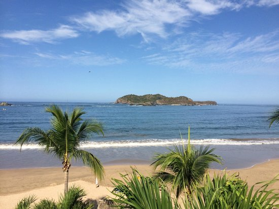Club Med Ixtapa Pacific : Dining Balcony View