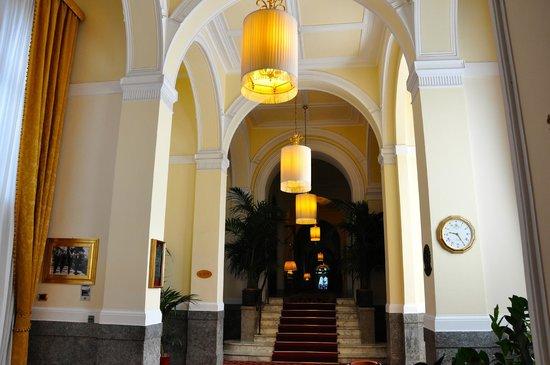 Grand Hotel Villa Igiea - MGallery by Sofitel : main lobby