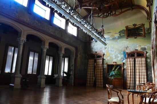 Grand Hotel Villa Igiea - MGallery by Sofitel : the ballroom