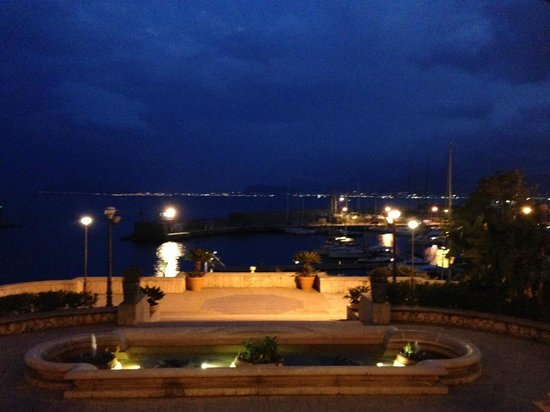 Grand Hotel Villa Igiea - MGallery by Sofitel : view from the terrace