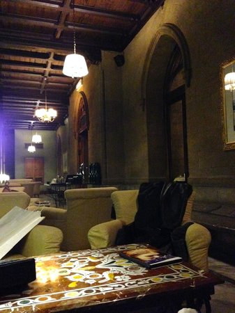 Grand Hotel Villa Igiea - MGallery by Sofitel : the bar