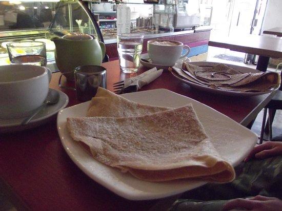 Eldur and Is: Yummy crepes