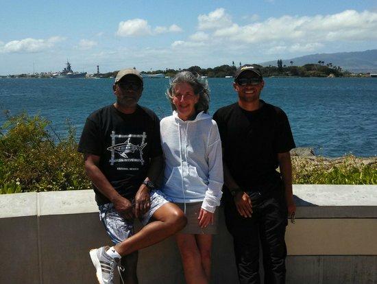 Massimo Sport Hawaii Tours: Pearl Harbor