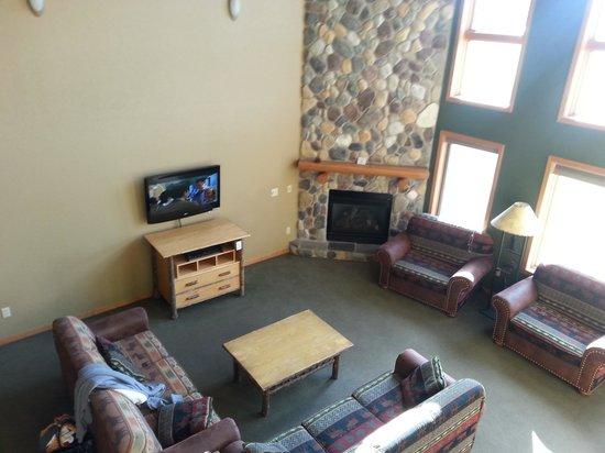 Wilderness Resort : cabin