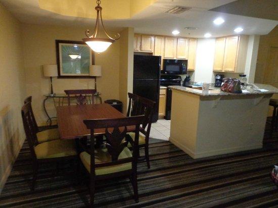 Wyndham Palm-Aire: cozinha