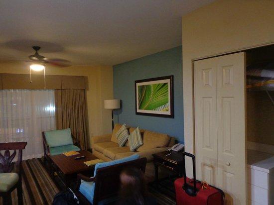 Wyndham Palm-Aire: sala