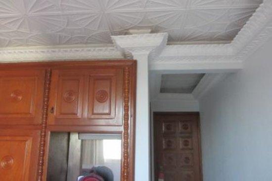 Mirante Hotel: decoración cuarto