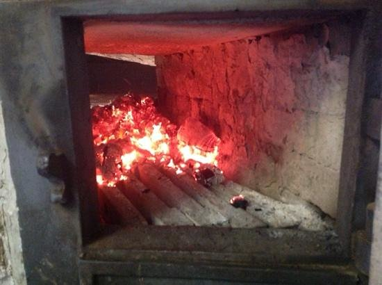 The Ross Bakery Inn : Wood Fired Oven