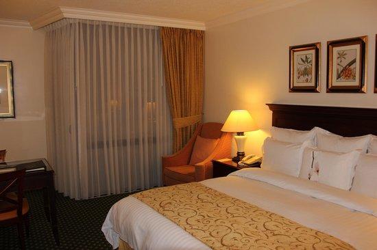 Lisbon Marriott Hotel : Foto da suite