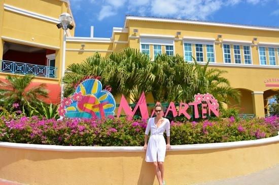 Philipsburg, St. Martin/St. Maarten: torneremo.
