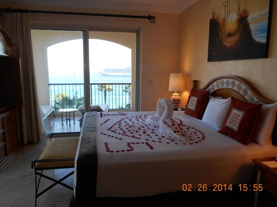 Villa del Arco Beach Resort & Spa: View from 1 bedroom
