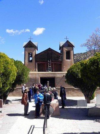 El Santuario de Chimayo: Main Church