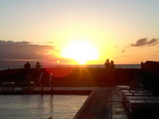 Royal Lahaina Resort: From the restaurant