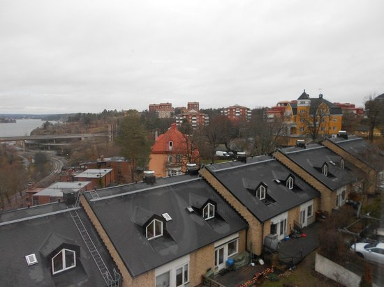 Scandic Foresta : Room view
