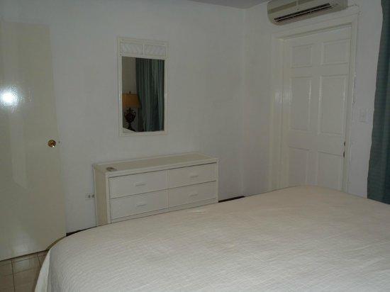 L'Esperance Hotel: Bedroom