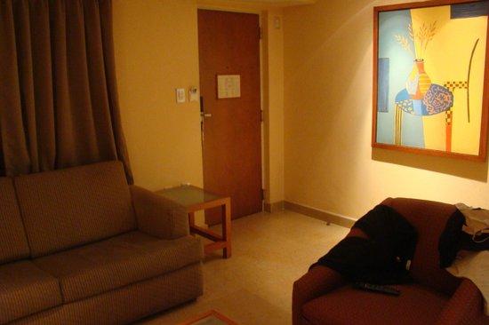 Eurostars Zona Rosa Suites: 1ª sala da suite