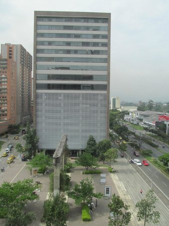 Ibis Medellin: View South from 6th floor