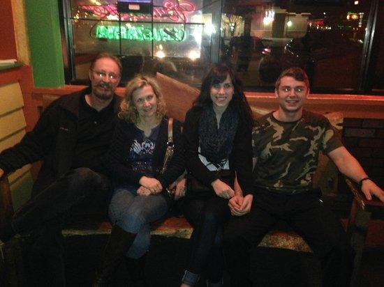 Los Tres Amigos : Family place