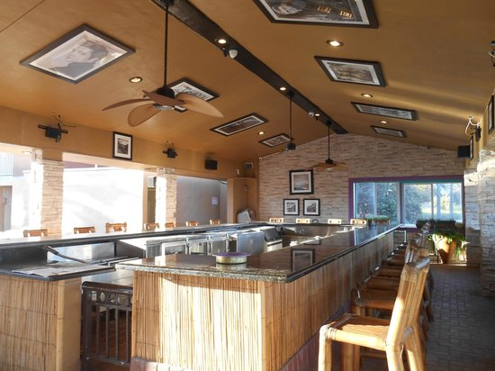 Florida Beach Hotels: Newly Renovated Tiki Bar