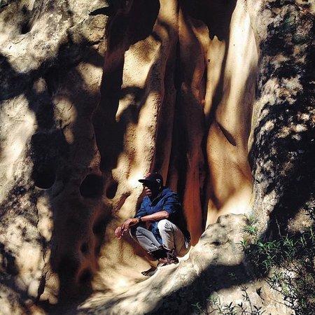 Mount Diablo State Park: Caveman