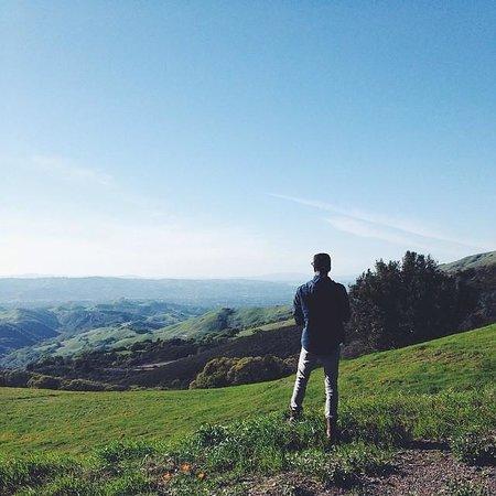 Mount Diablo State Park: Hills o'plenty