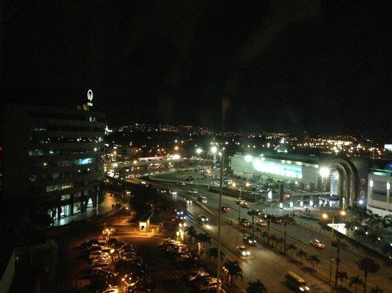 Sheraton Guayaquil Hotel: View