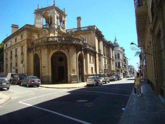 Palacio Taranco: Vista externa