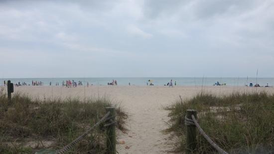 Nokomis Beach: Nakomis Beach, Fla.