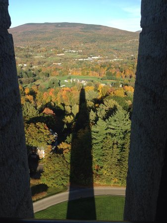 Bennington Battle Monument: October 2013