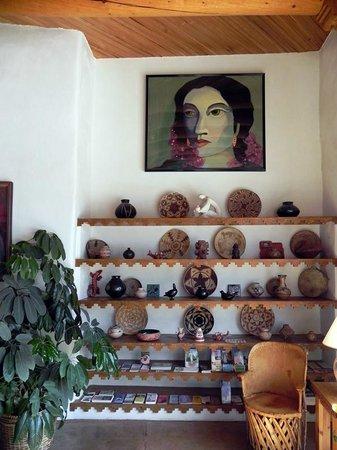 Casa Benavides Historic Inn : Great Room