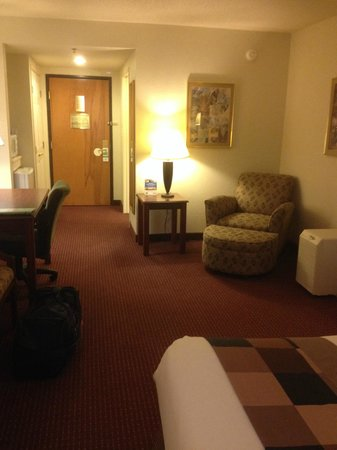 Comfort Inn & Suites: Room 202