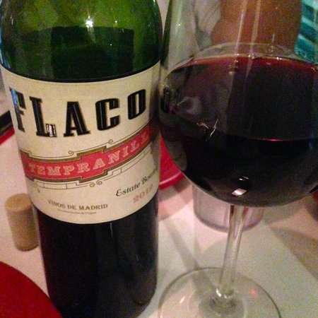 Rice and Dough: Flaco Wine