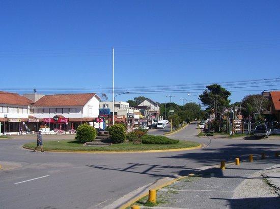 La Playa de Valeria del Mar: Centro de Valeria del Mar