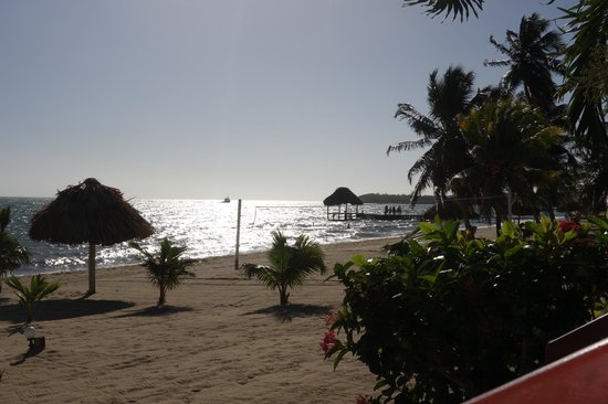 Belizean Dreams : The beach was the best part of Belizean Dream
