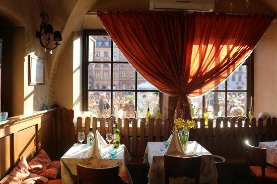 Restauracja Cafe Rynek