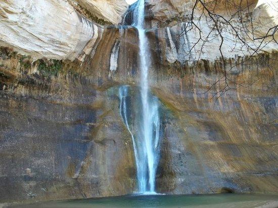 Calf Creek Falls Recreation Area : Calf Creek Falls