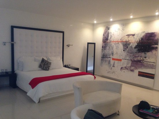 In Fashion Hotel Boutique: Chambre
