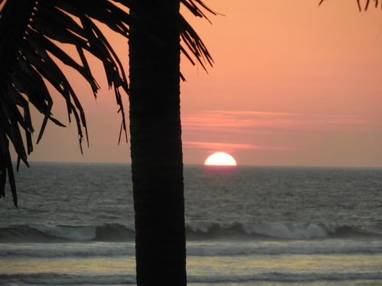 The Grand Mayan Acapulco: Beautiful Sunset