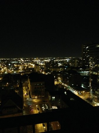 Waldorf Astoria Chicago: view from the balcony #1
