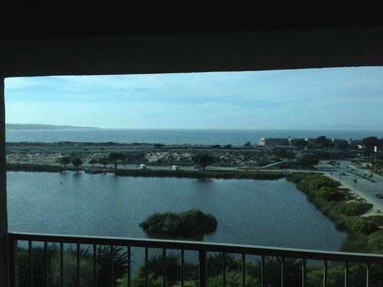 Embassy Suites by Hilton Hotel Monterey Bay - Seaside: Spacious Lagoon/Ocean View from Balcony
