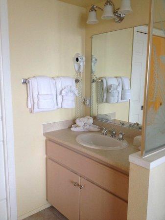 Carlsbad Seapointe Resort : Sink in the bedroom