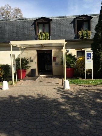 Novotel Chateau de Maffliers : Entrée