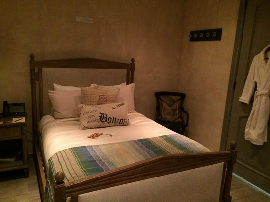 Olive Boutique Hotel: standard rom view