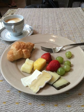 Olive Boutique Hotel: complimentary breakfast
