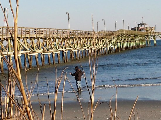 The Prince Resort: Cherry Grove Pier