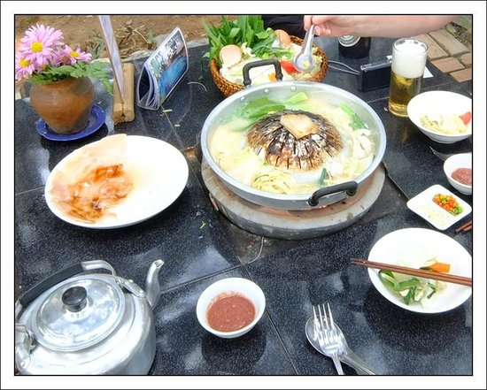 Dyen Sabai Restaurant: Lao BBQ at Dyen Sabai