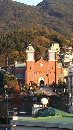 Urakami Cathedral: 天主堂全景