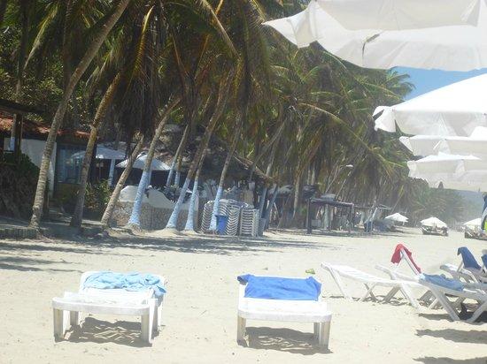 LD Le Flamboyant: Playa