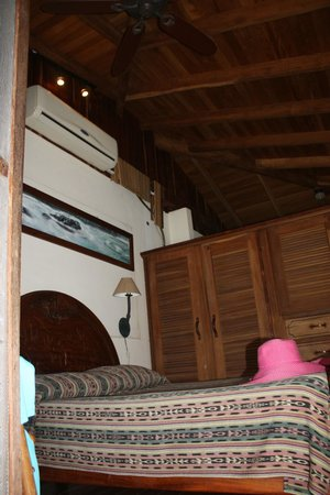 Rancho Armadillo Estate : View of one of our rooms...rustic/cottagey